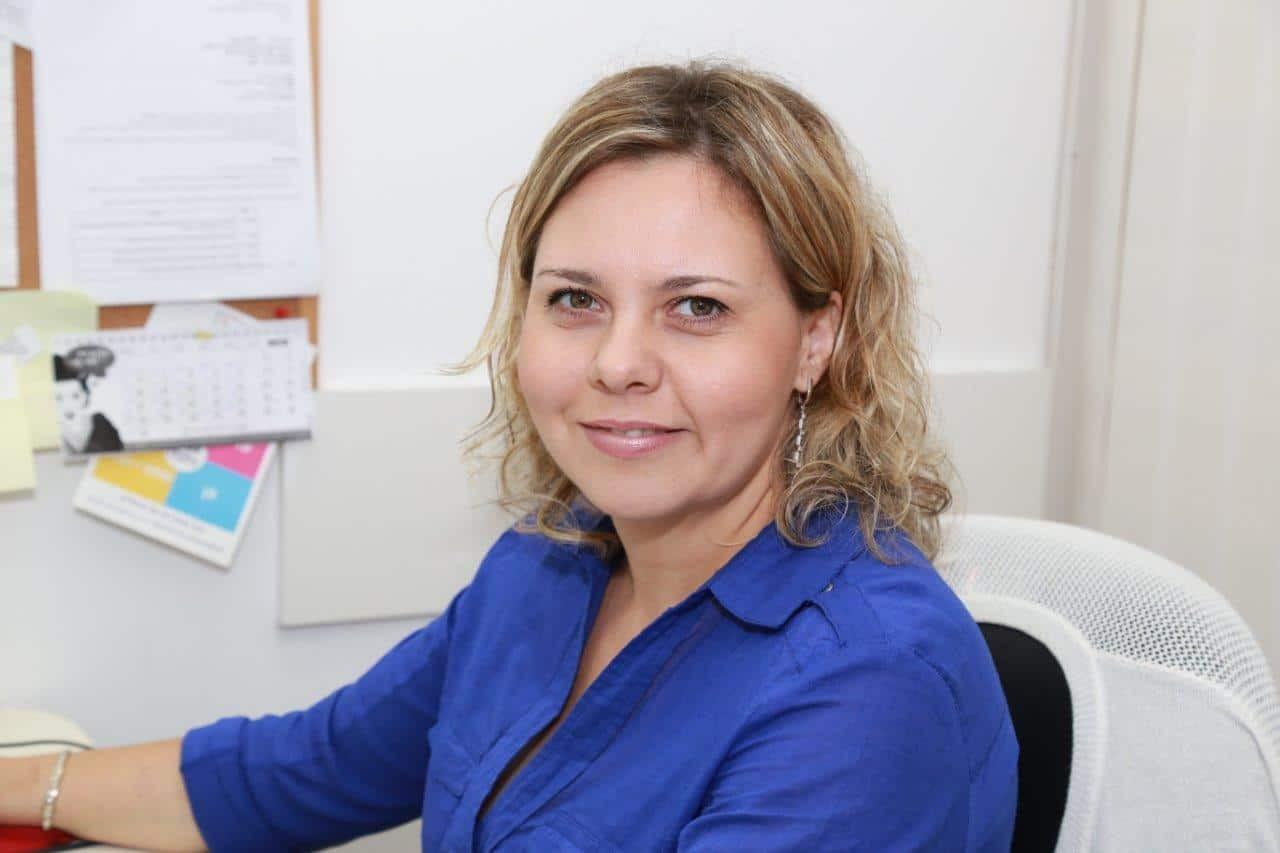 Olessia Chernihovski