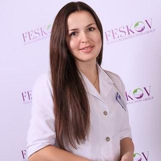 Bezpechnaya Irina