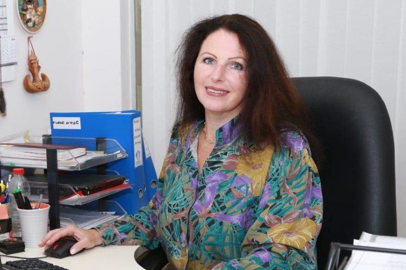 Larisa Grodberg